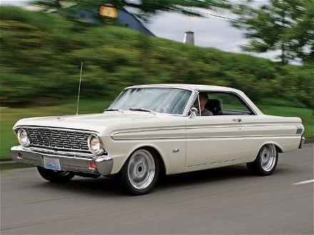 Ford Futura 1964 foto - 3