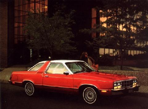 Ford Futura 1979 foto - 4