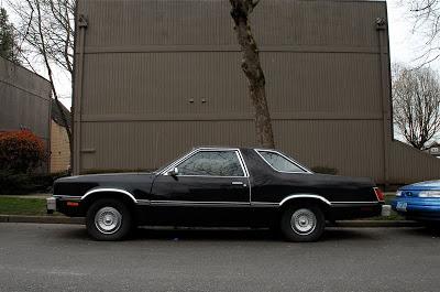 Ford Futura 1981 foto - 3