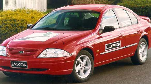 Ford Futura 2000 foto - 5