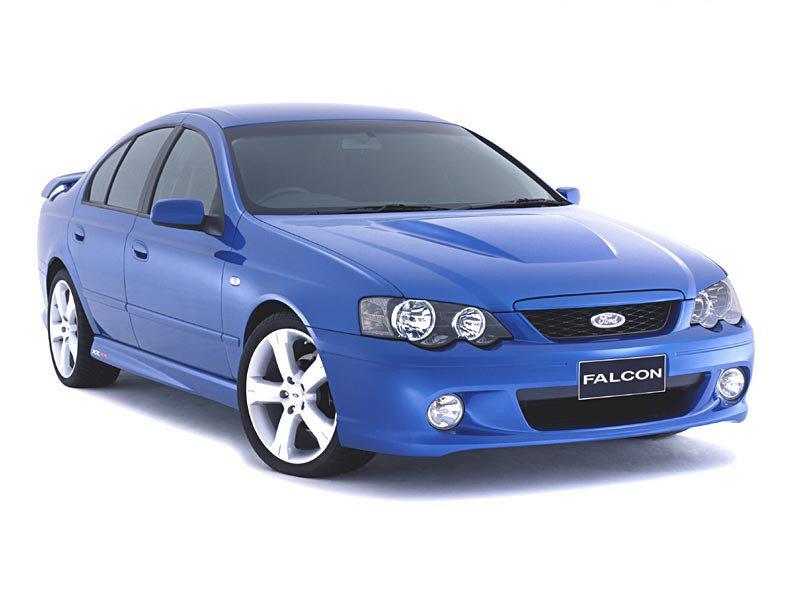 Ford Futura 2003 foto - 2