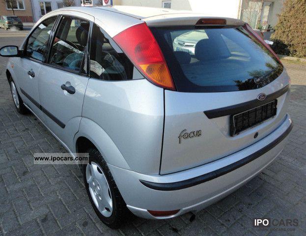 Ford Futura 2003 foto - 4