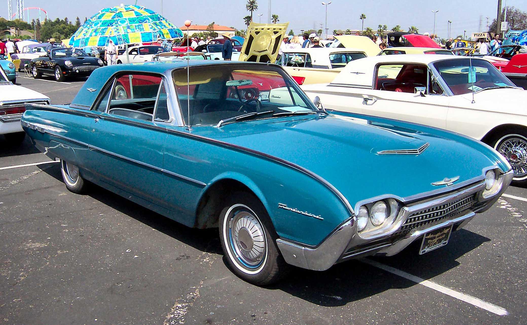 Ford GT 1960 foto - 2