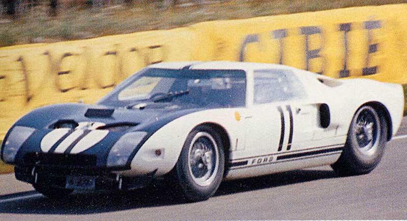 Ford GT 1964 foto - 3