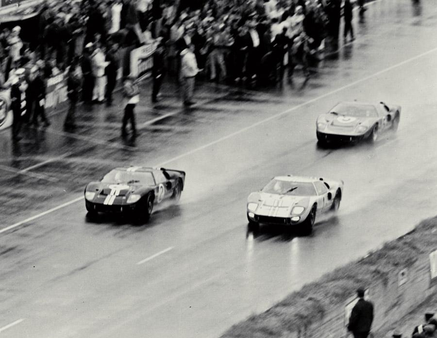 Ford GT 1966 foto - 3