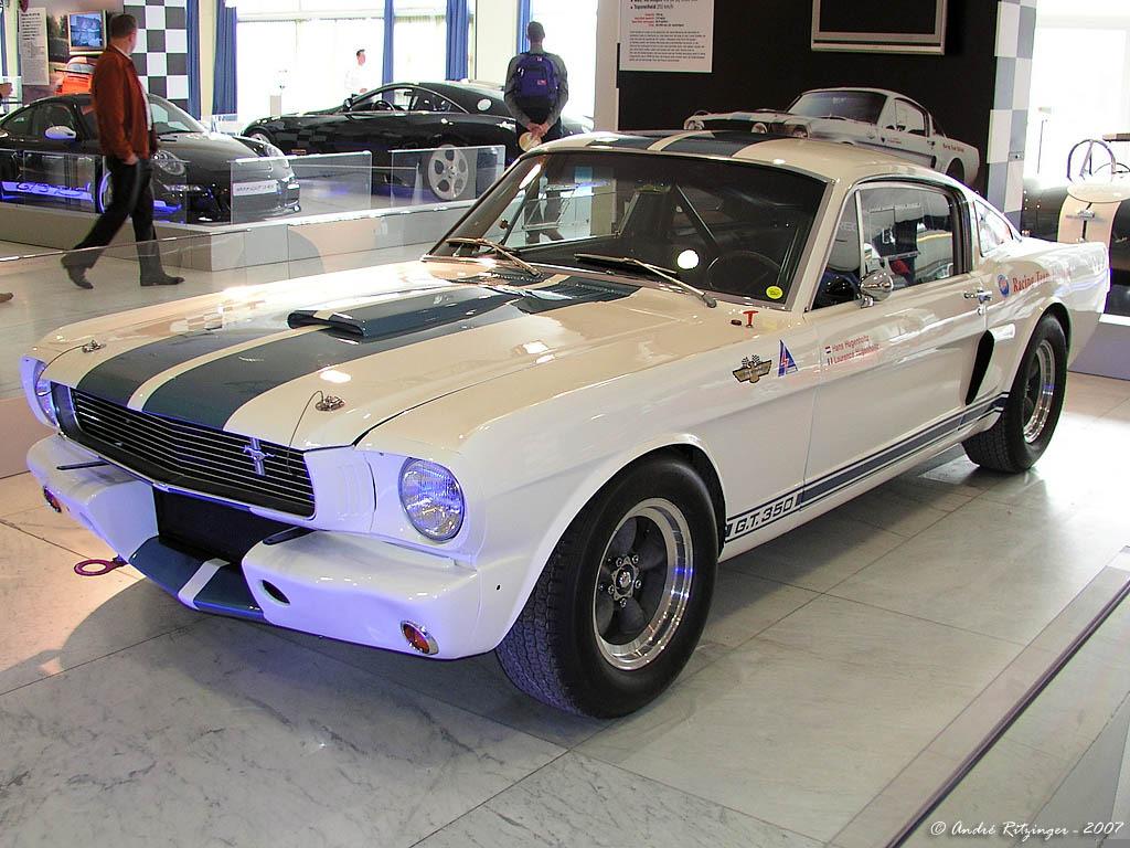 Ford GT 1966 foto - 5