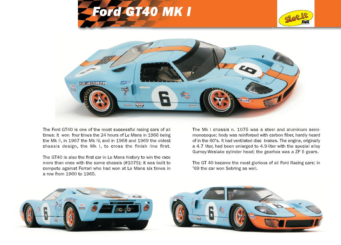 Ford GT 1969 foto - 1