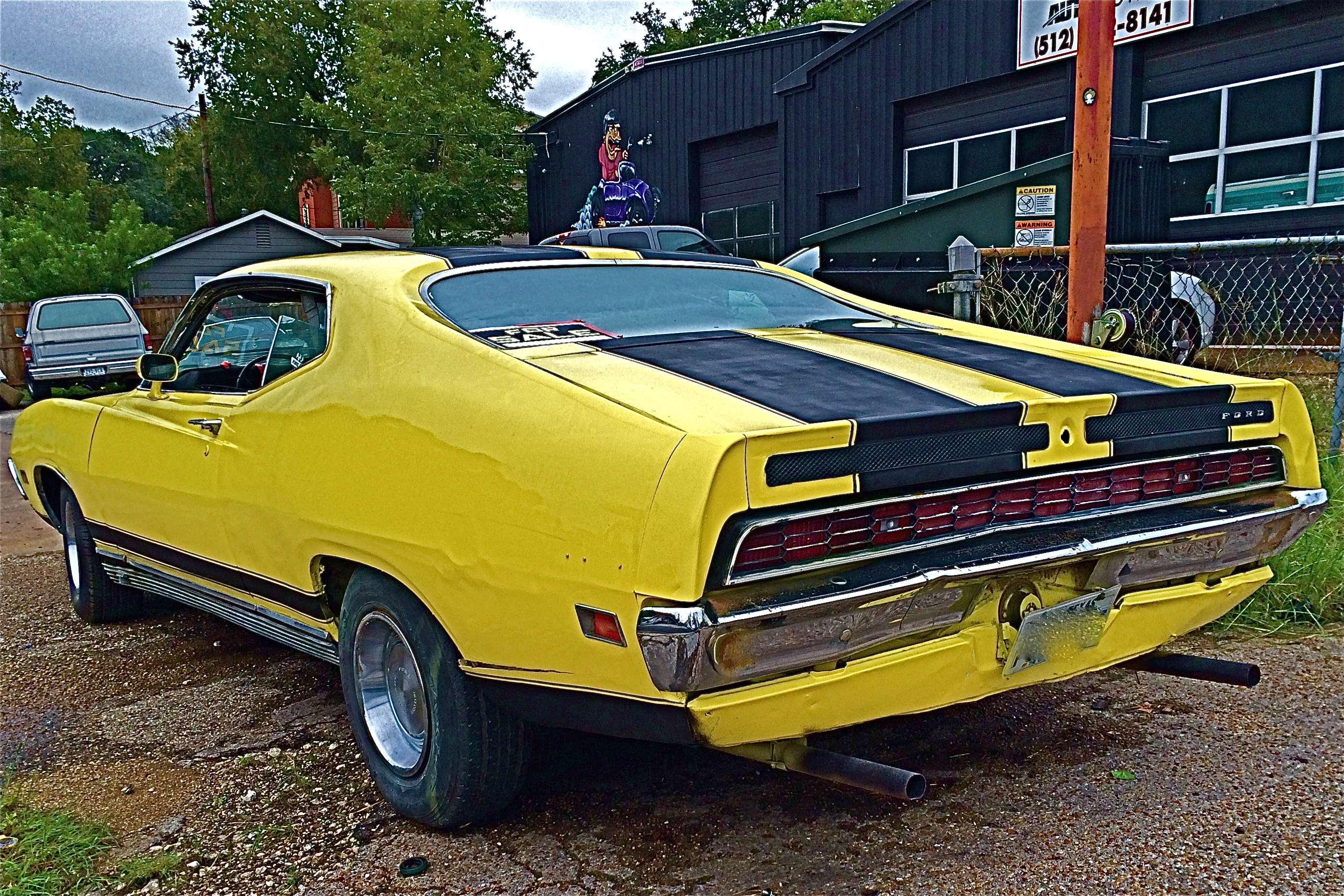 Ford GT 1971 foto - 1