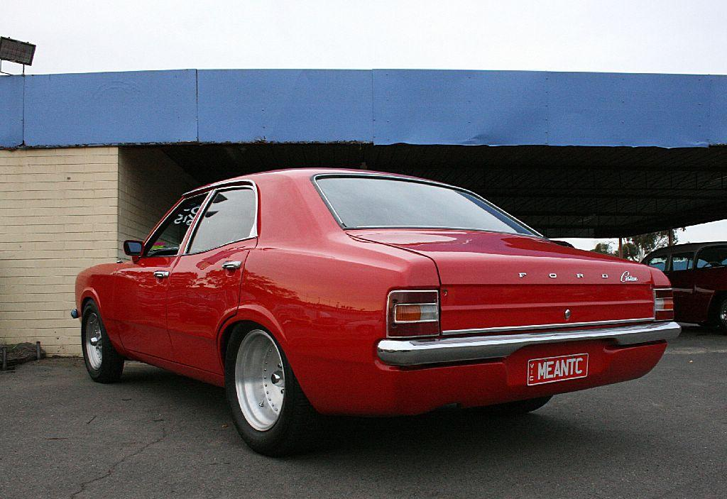 Ford GT 1972 foto - 4