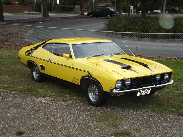 Ford GT 1975 foto - 1