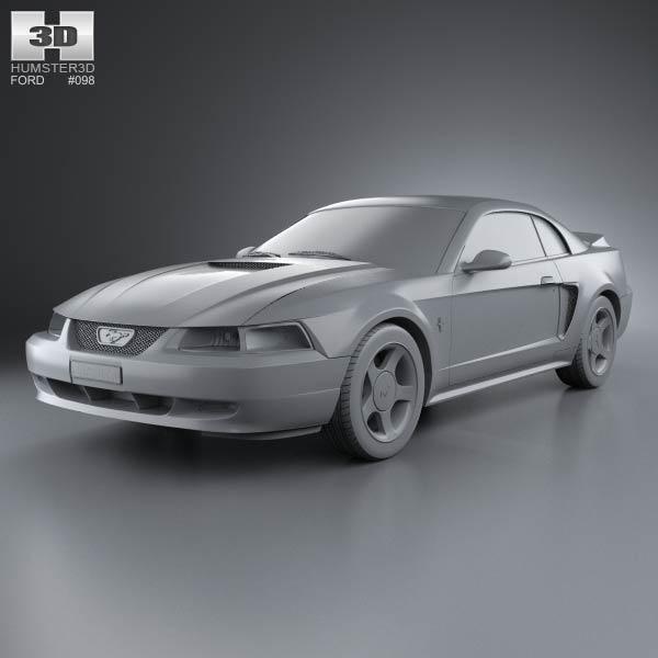 Ford GT 1998 foto - 1