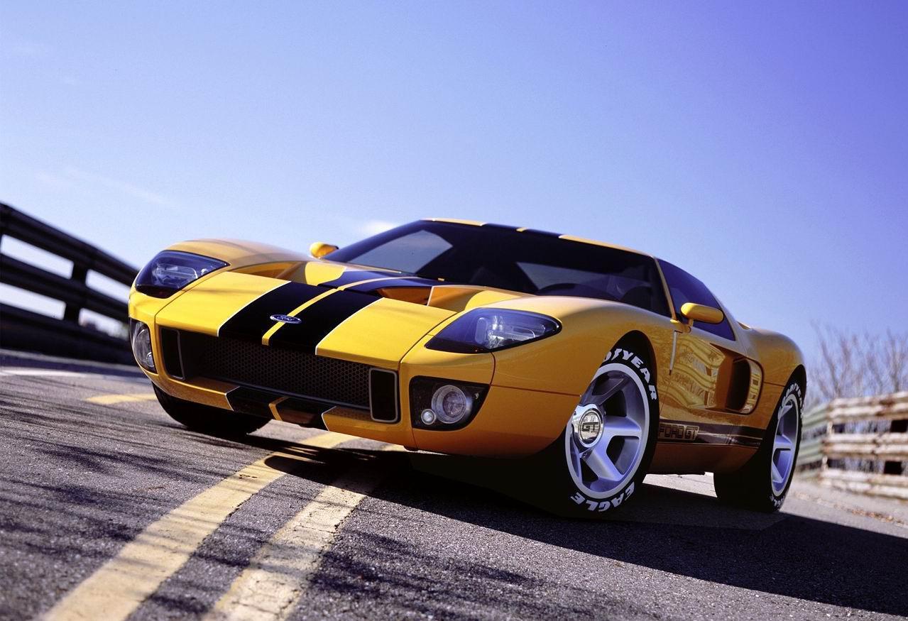 Ford GT 2001 foto - 2
