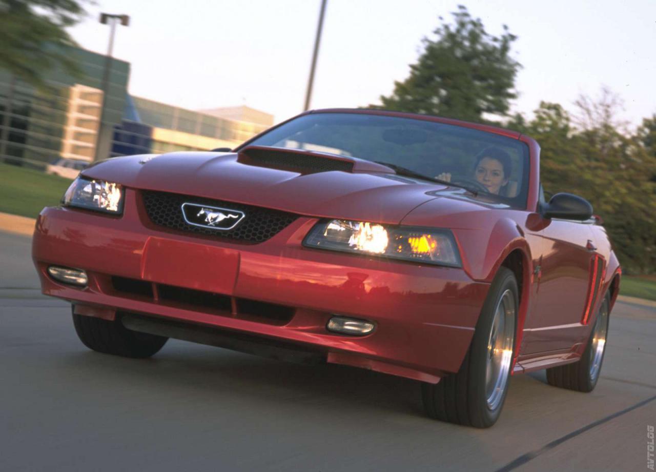 Ford GT 2001 foto - 5