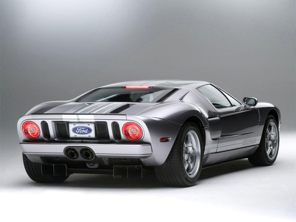Ford GT 2002 foto - 1
