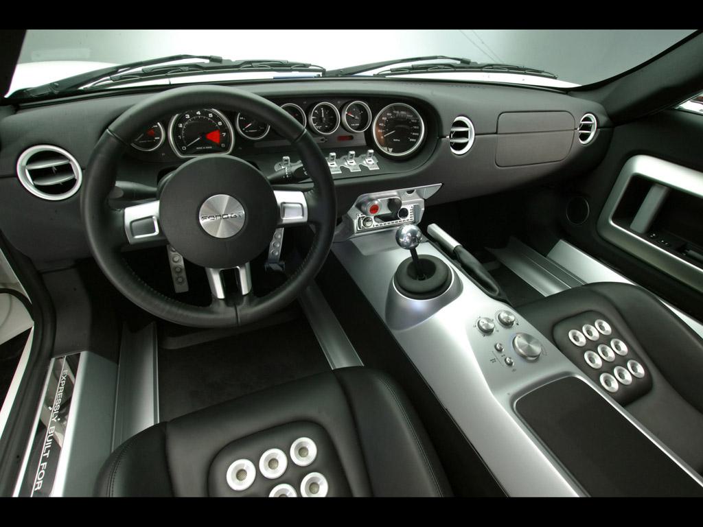 Ford GT 2002 foto - 2
