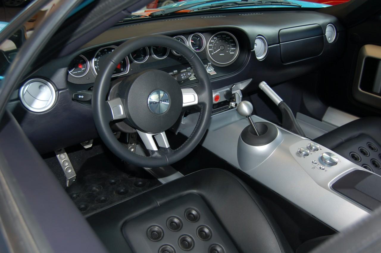 Ford GT 2002 foto - 3