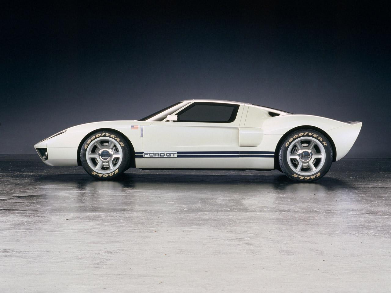 Ford GT 2002 foto - 4
