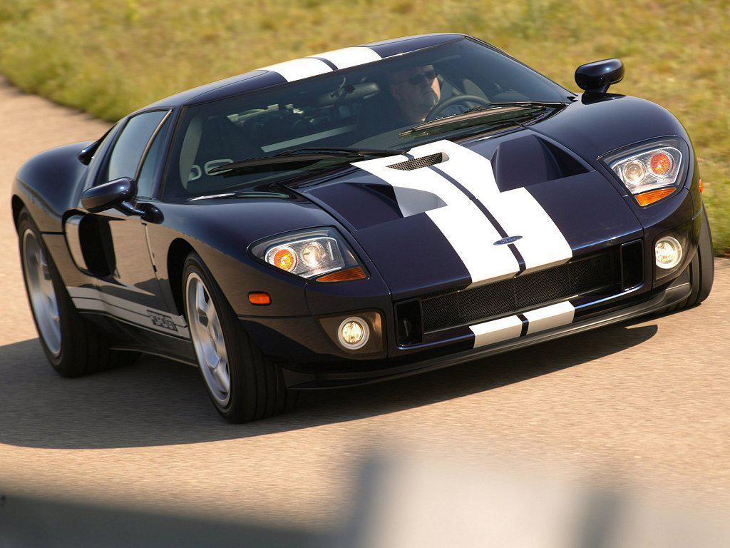Ford GT 2003 foto - 1