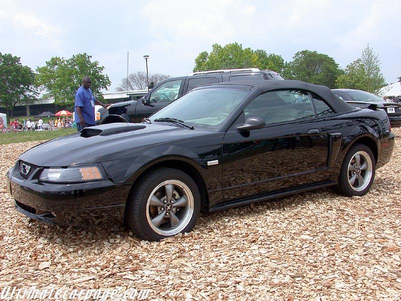 Ford GT 2003 foto - 4