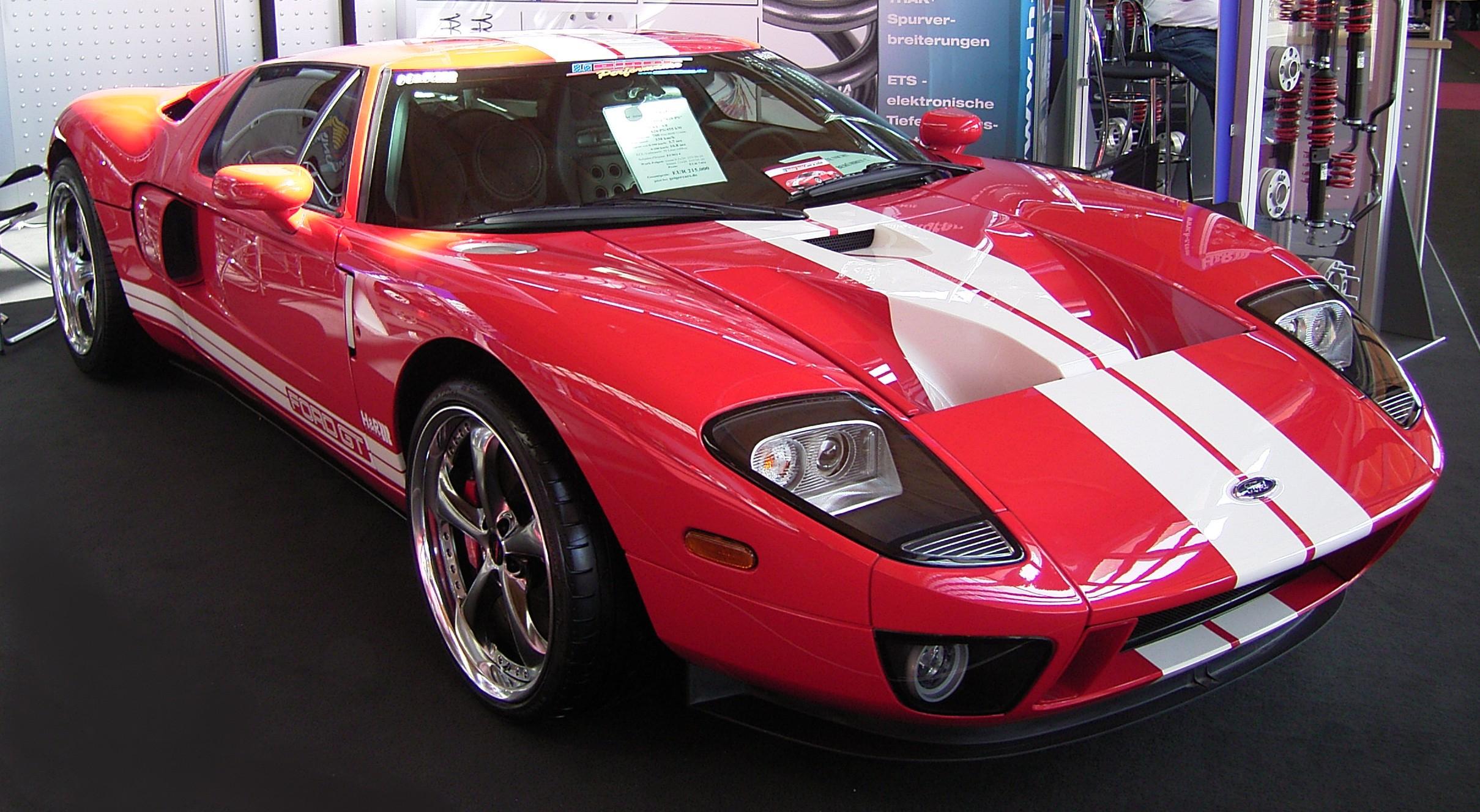 Ford GT 2006 foto - 1