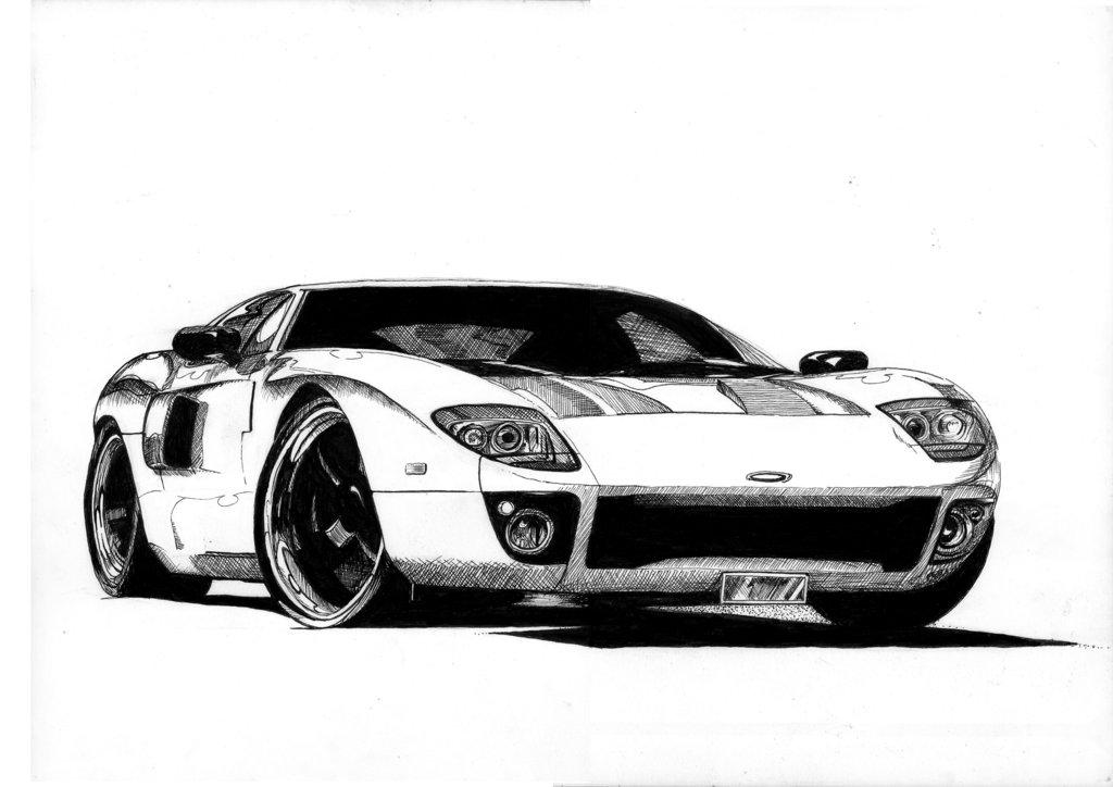 Ford GT 2006 foto - 5