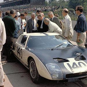 Ford GT40 1964 foto - 5
