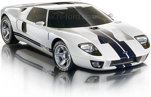 Ford GT40 2010 foto - 3