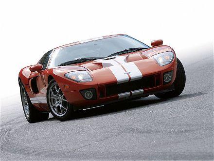 Ford GT40 2010 foto - 4