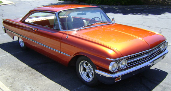 Ford Galaxie 1961 foto - 3
