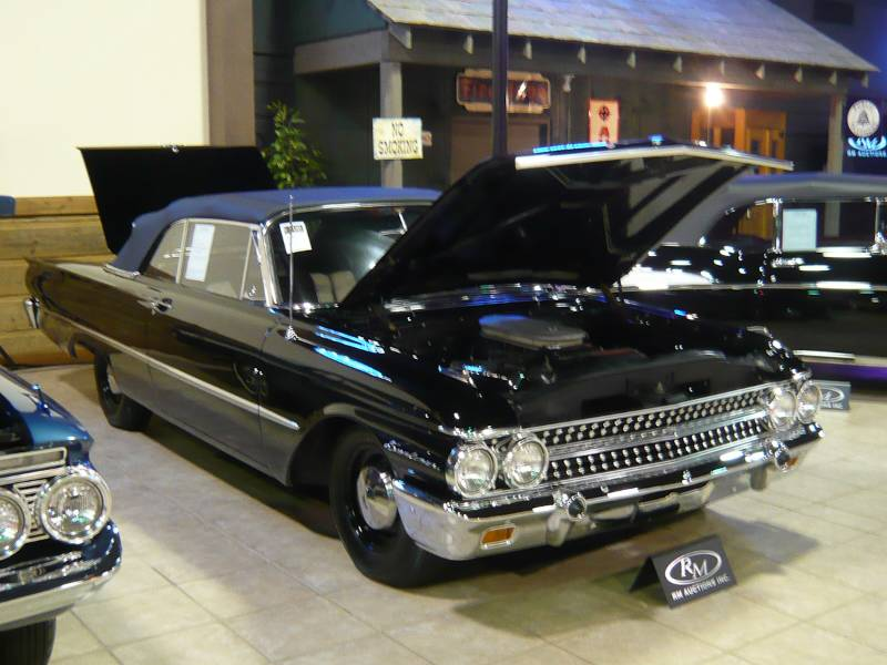 Ford Galaxie 1961 foto - 4