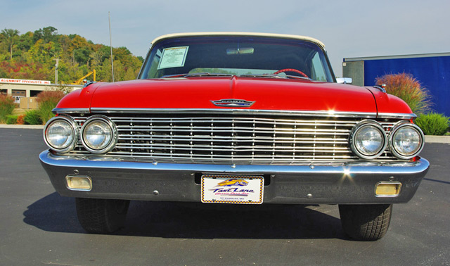 Ford Galaxie 1962 foto - 3