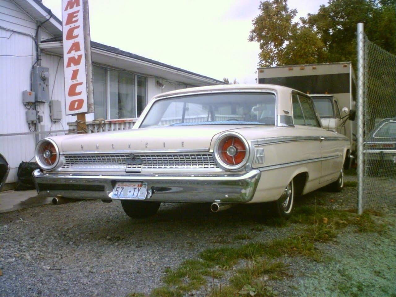 Ford Galaxie 1963 foto - 3