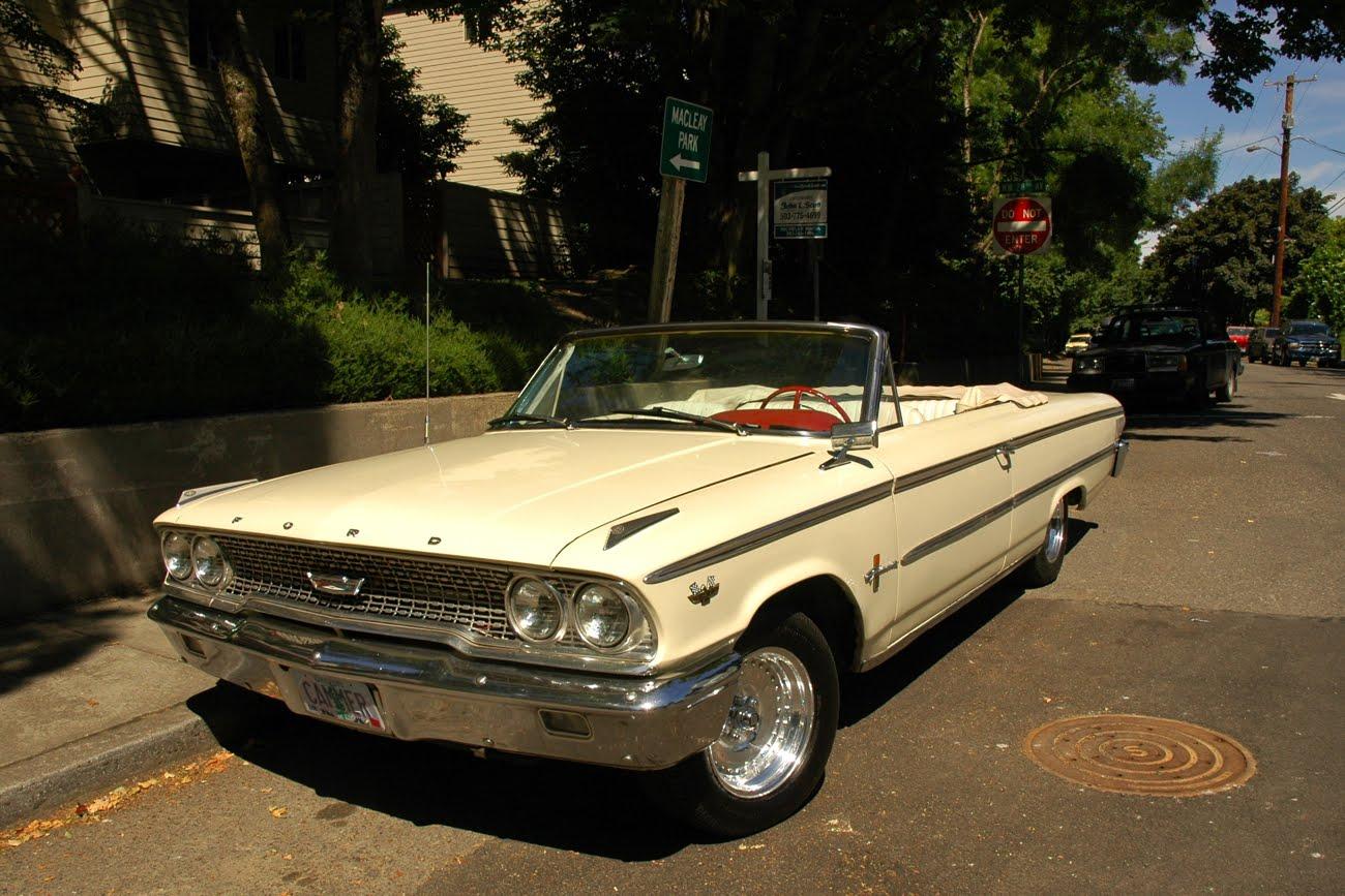 Ford Galaxie 1963 foto - 5