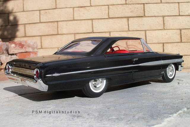 Ford Galaxie 1964 foto - 2