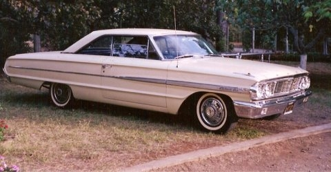 Ford Galaxie 1964 foto - 4