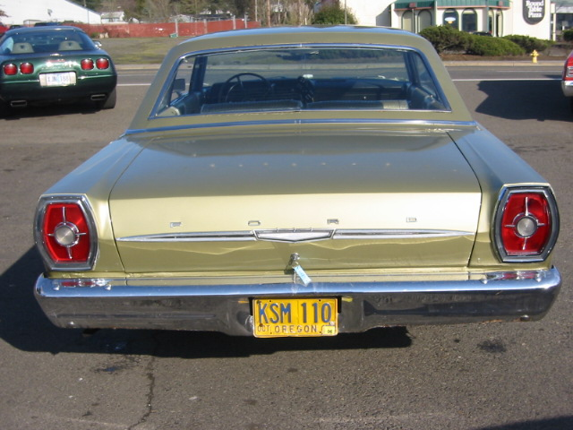 Ford Galaxie 1965 foto - 2