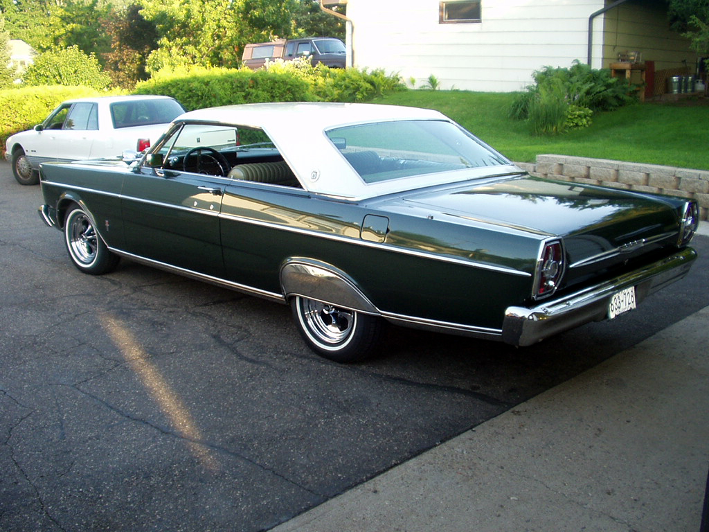 Ford Galaxie 1965 foto - 3