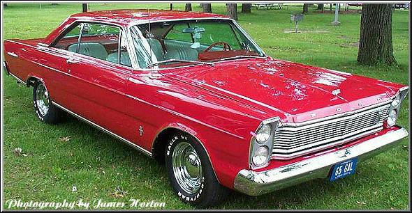Ford Galaxie 1965 foto - 4