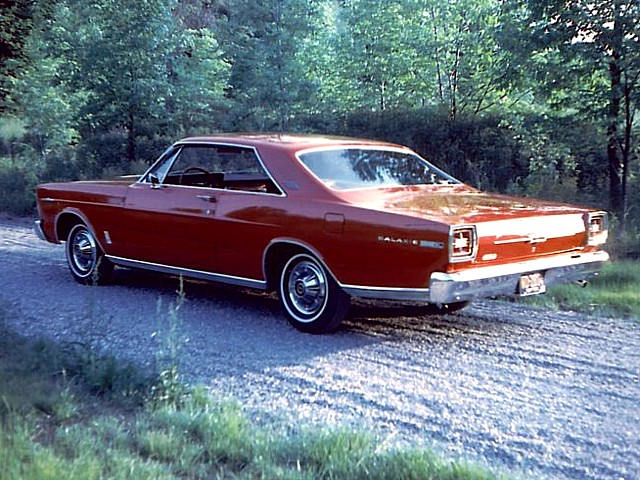 Ford Galaxie 1967 foto - 1