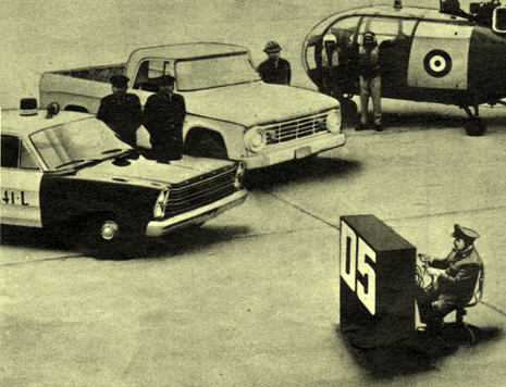 Ford Galaxie 1973 foto - 1