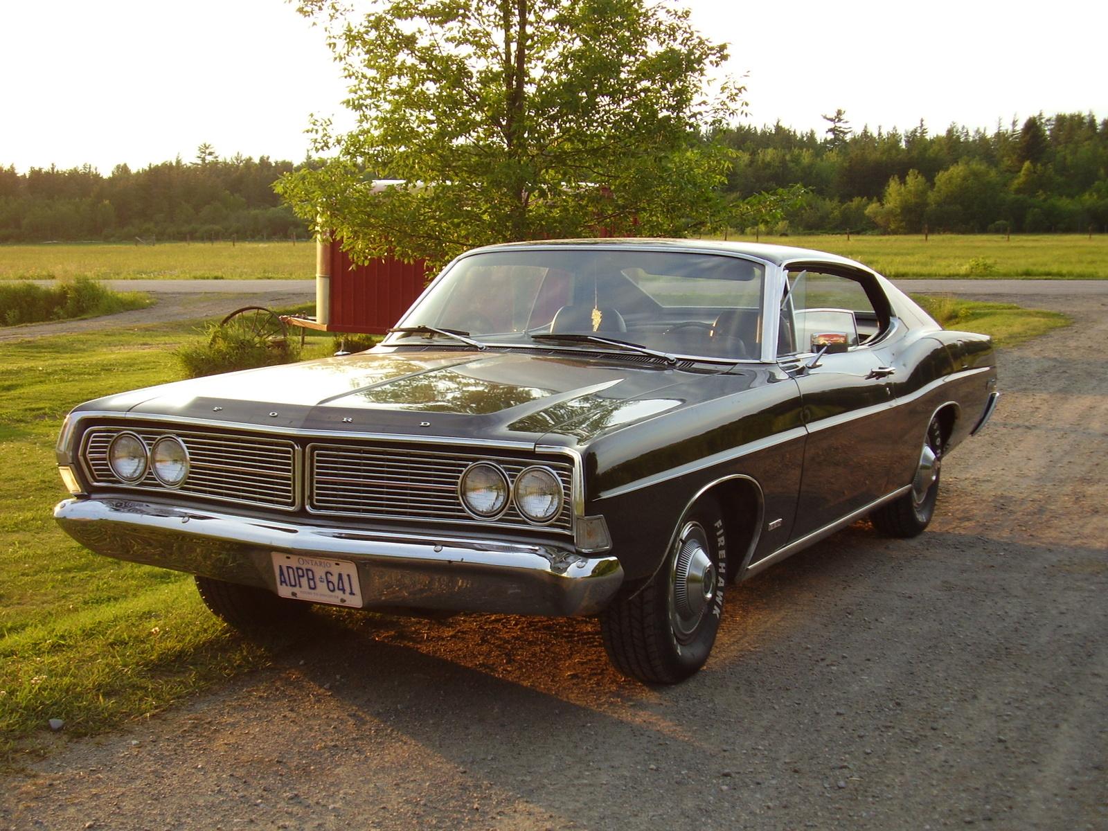 Ford Galaxie 1974 foto - 4