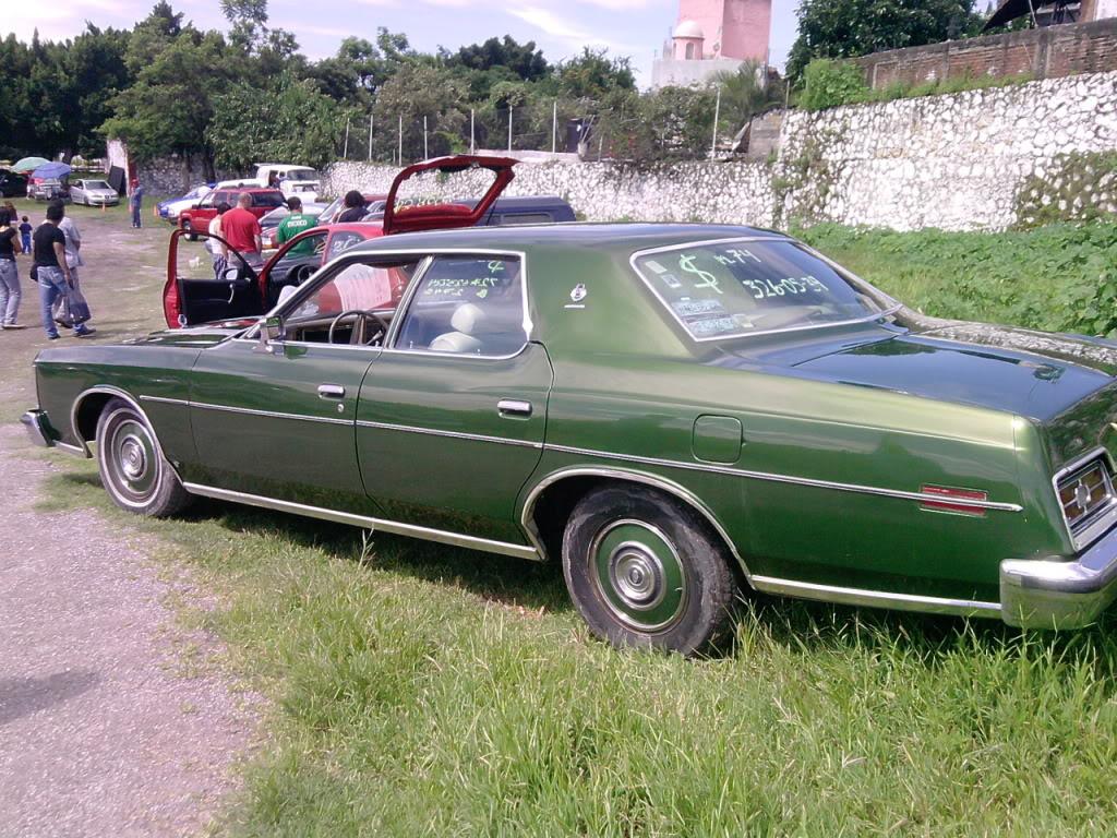 Ford Galaxie 1974 foto - 5