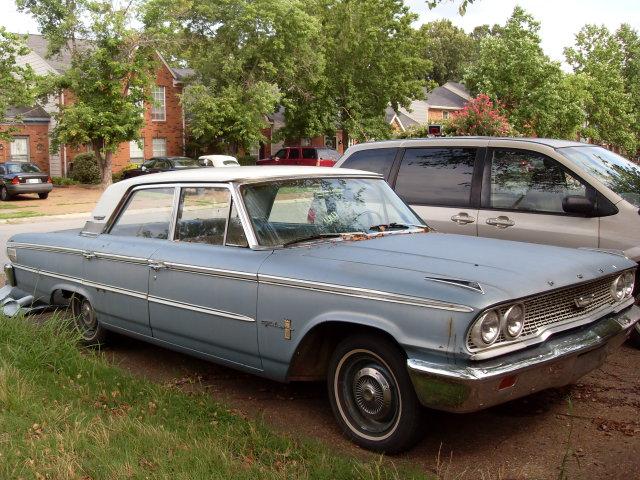 Ford Galaxy 1963 foto - 2