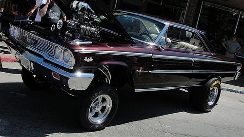Ford Galaxy 1963 foto - 3