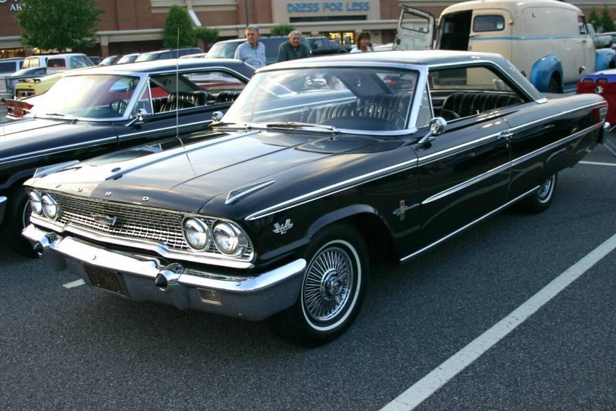 Ford Galaxy 1963 foto - 4