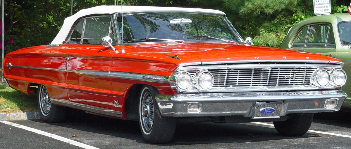 Ford Galaxy 1964 foto - 1