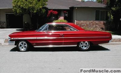 Ford Galaxy 1964 foto - 3