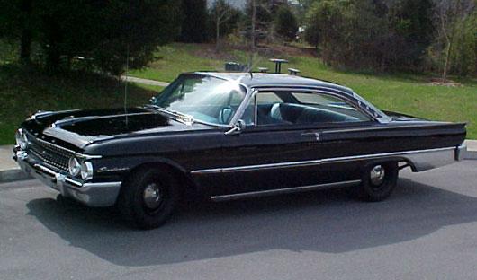 Ford Galaxy 1964 foto - 4