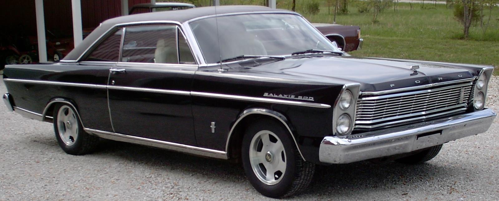 Ford Galaxy 1965 foto - 3