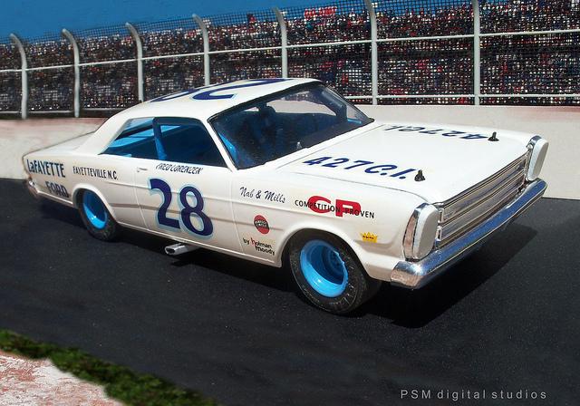 Ford Galaxy 1966 foto - 1
